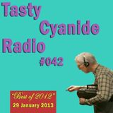 "Mad EP - Tasty Cyanide Radio #042 ""Best of 2012"" - Sub.FM"