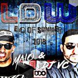 DJ Malo & DJ VC - LDW End Of Summer 2018