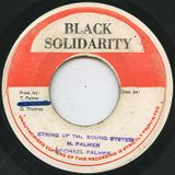 THE BLACK SOLIDARITY LABEL 7 INCH MIX
