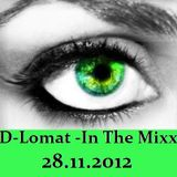 D-Lomat - In The Mixx 28.11.2012