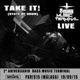 2º Aniversario Bass Music Terminal [19-09-15] @ Take It!