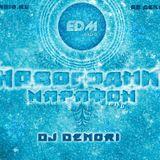 DJ Denori - New Year Marathon 2014 [28.12.2014]