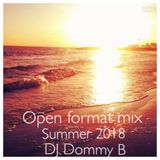 Top 40 mix   Summer 2018   DJ Dommy B from MSE