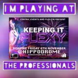 The Professionalz keeping it flexy