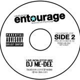 DJ Me-Dee - Entourage Side 2 OldSchoolEdit (FEB 2013)