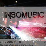 InsoMusic with Moe Al Bunni / Guest Artist Ewan Rill_2015