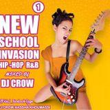 New School Invasion Vol. 01 Track 01 By Dj cRoW
