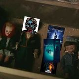 HorrorPodcast S6E25 @BoogalooRadio.com (The Orphanage/Don't Breathe/Lights Out) #creeps