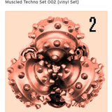 MUSCLED TECHNO SET 002 [vinyl set]