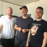 Sensoria with Clay Wilson, Oliver Chapoy & special guest Abe Seiferth @ The Lot Radio 06-15-2017