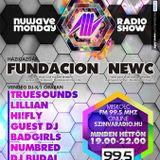 New wave monday radio show 070 - fundacion