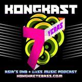 Kongkast 208 - DJ FU Liquid & Rollers mix