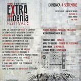 Extra Moenia Festival - Pompei - Talk con Francesco Raiola, Natale De Gregorio, Gennaro Tesone