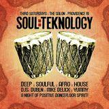 Soul Teknology - Sept2015 - Live Mix