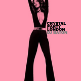 I LOVE DJ BATON - CRYSTAL PARTY LONDON OCT 2018