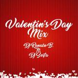 DJ RENATO BUTRON FT. DJ SERFA - VALENTIN'S DAY MIX