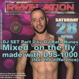 Revelation Mars 2018 part 2 - (mixed ¨on the fly¨ with DJS-1000)
