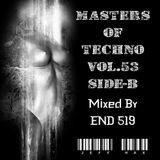 Masters Of Techno Vol. 53 Side-B