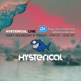 2013-12-04 Hysterical live - E25. Digitally Imported Radio, Liquid dnb