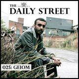 TDS Mix 025: Geiom