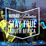 Kid Fonque B2B Jullian Gomes Boiler Room x Ballantine's Stay True South Africa