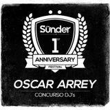 Oscar Arrey @ Concurso Aniversario Sünder Club