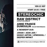 Atmosoul for StéréoChic @ Café Oz Lille - 2016-09-23