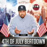 92.3/96.7 The Beat Iheart Radio July 4th Beat Down Mix #4 With Dj Shaolin