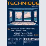 SID mix at Technique Vol.76