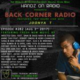 BACK CORNER RADIO: Episode #282 (Aug 3rd 2017)