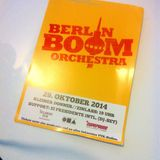 El Presidente Live Set Warm Up for the Berlin Boom Orchestra!
