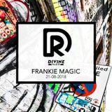 Frankie Magic - Live on Divine Radio - 21-08-18