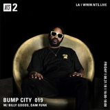 Bump City w/ Billy Goods and Dam Funk - 31st August 2018