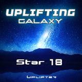 Uplifting Galaxy - Star 18