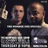 DJ Johnny Rebel & Soulful Solly Brown - Morpheus Soul Show 143