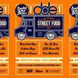 ALDANA Live @ DDE STREET FOOD PARTY 30-04-17
