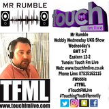 Wobbly Wednesday's UKG Show 5-7 With Mr Rumble Wednesday 29.11.17 #Wobble