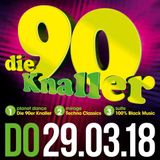 DIE 90er KNALLER Techno Classics live Mix by DJ Comet & Eric SSL