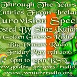 Through The Years - Entries From Ireland - Eurovision Special - 13th May 2016