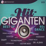 VA – Die Hit Giganten - Best of 90s Dance (2017)