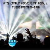 It's Only Rock n' Roll - Fab Radio International - Show 124 March 6th 2018