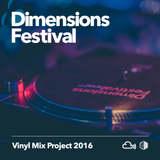 Dimensions Vinyl Mix Project 2016: Dj Jeff