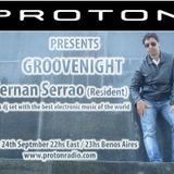09-24-2012 GROOVENIGHT from Buenos Aires By HERNAN SERRAO