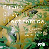 Mike Falvey - 'MCE Radio 020 - 16th April 2017' - DJ Mix