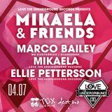 Ellie Pettersson - Live @ Tox Club, Ibiza   04.07.15