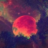 RED MOON  (psy trance vintage) by chemist
