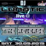 DJ Lunatic live @ TIME REVERSE, 30.05.2015, Club Obsession, Basel