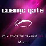 Cosmic Gate - Live at Ultra Music Festival in Miami, USA (25.03.2012)