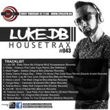 Housetrax Episode 043 - SpaceFm