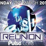 V.I.N.C.E. @ La Bush Reunion - 27-03-2016